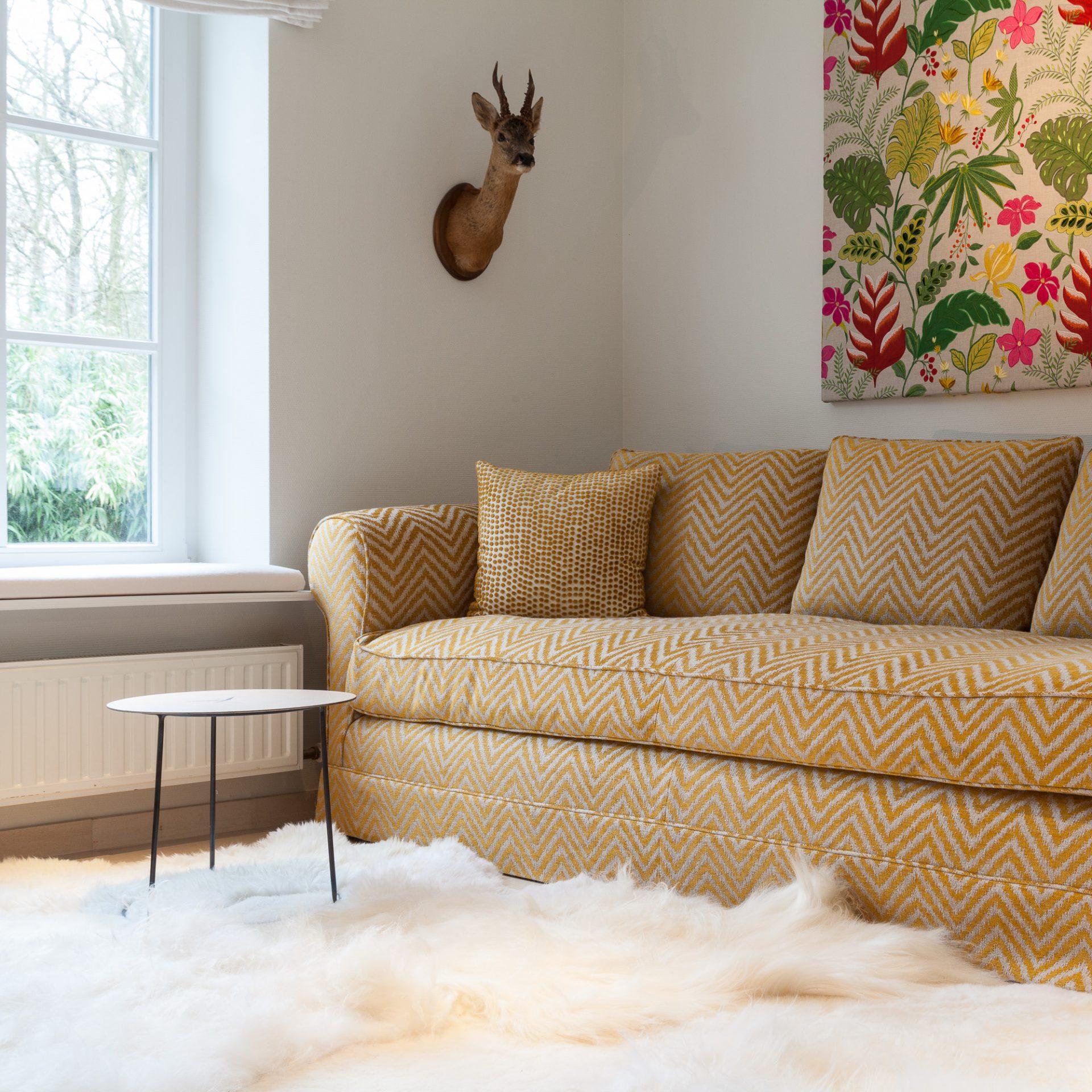 Kleuren stoffen en materialen bepalen de sfeer van je interieur - Sfeer en kleuren ...